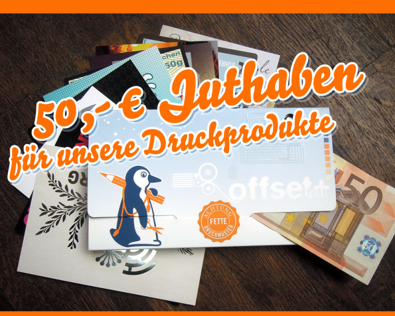 Pinguindruck Notes of Berlin