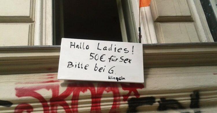 Sex Straßenstrich Berlin