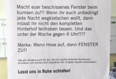 Sex in Berlin Nachbarn