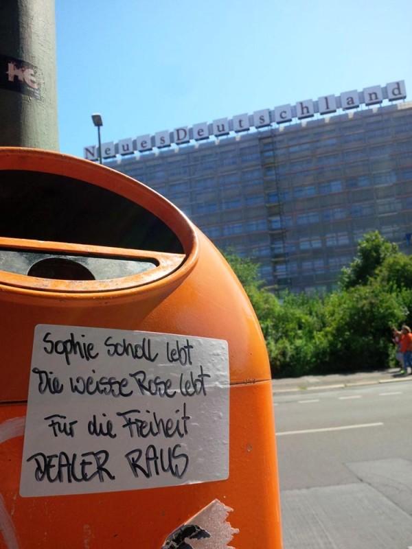 Sophie Scholl Berlin