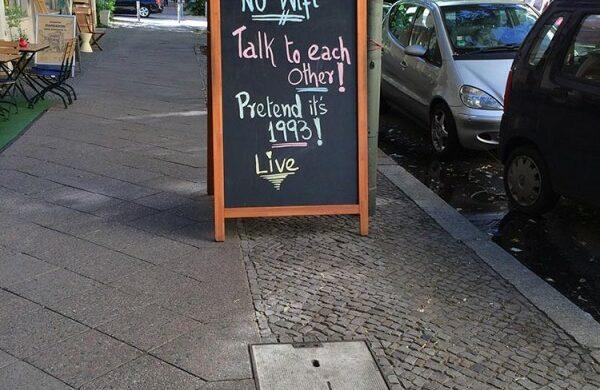 Wlan Cafe Berlin wifi in Berlin