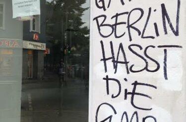 GMRE Hausverwaltung Berlin Schlechte Erfahrung