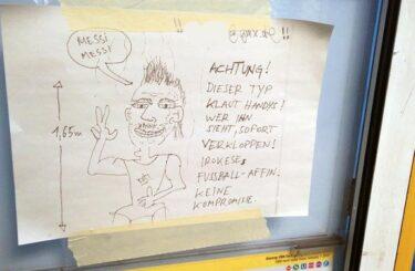 Kriminalität in Berlin Neukölln Ueberfaelle