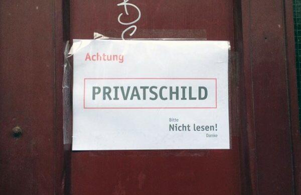 Lustige Schilder Zettel in Berlin Notes of Berlin Berliner Blog