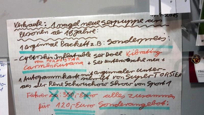 Sexpuppe Sextoys Sexspielzeug preiswert günstig Berlin