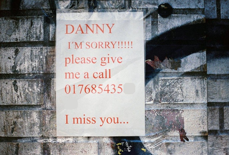 I miss you please give me a call Berlin