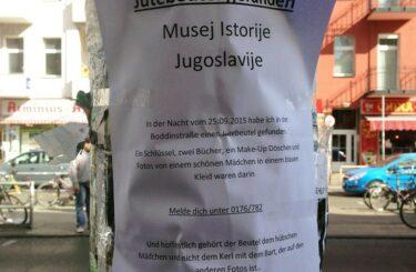 Jutebeutel verloren Berlin Ich suche Jutebeutel aus Berlin