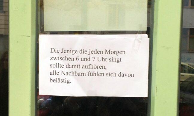 Singen in Berlin Gesangsunterricht in Berlin