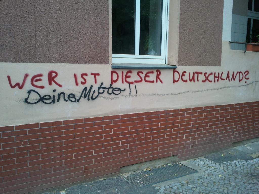 Was ist deutsch? Typisch deutsch