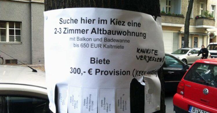 Wohnungssuche Berlin Wie finde ich eine Wohnung in Berlin ohne Provision