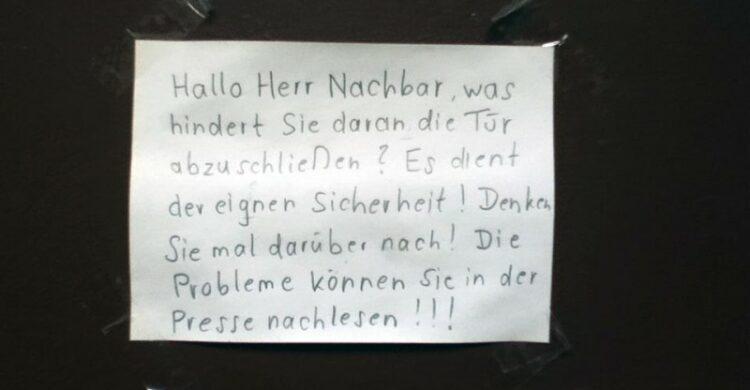 Berlin ist gefährlich! Wie gefährlich ist Berlin? No go area in Berlin