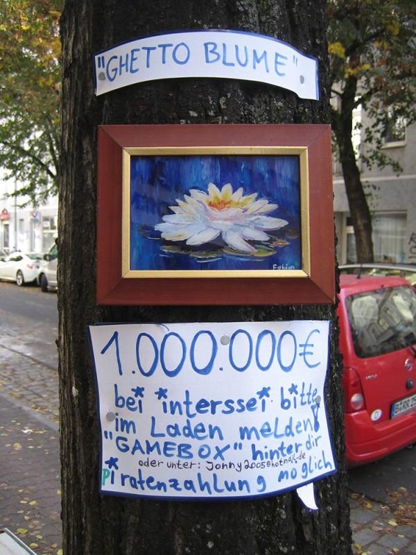 Berliner Kunstmarkt Berlin Berliner Street Art zum kaufen