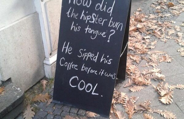 Hipster-Witz Witze ueber Hipster Hipster-joke Jokes about Hipster