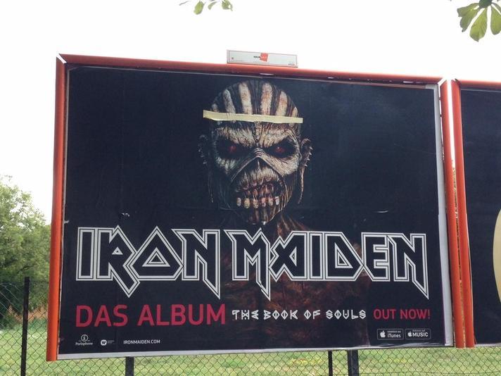 Iron Maiden in Berlin
