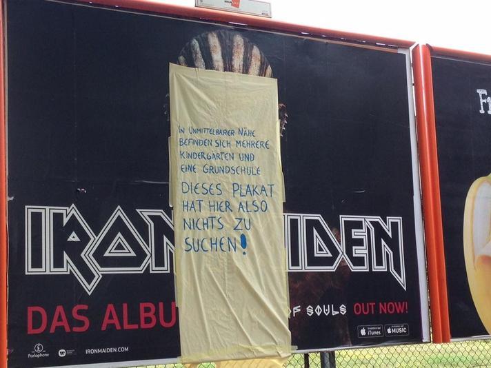 Iron Maiden neues Album