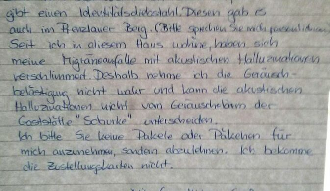 Verrückte Seltsame Gestörte Nachbarn Nachbarschaft Berlin