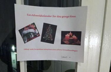 Adventskalender fuer Nachbarn_