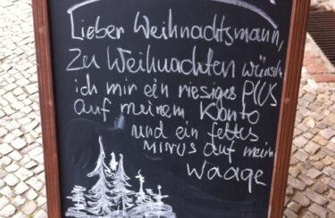Berliner Wunschzettel Weihnachten