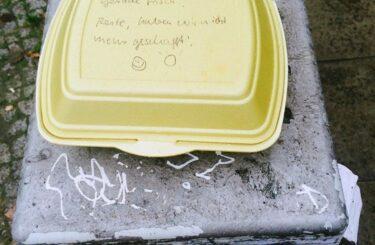 Foodsharing Berlin Teile dein Essen Tafel Berlin