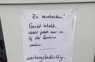 Gebrauchte Spülmaschine kaufen in Berlin