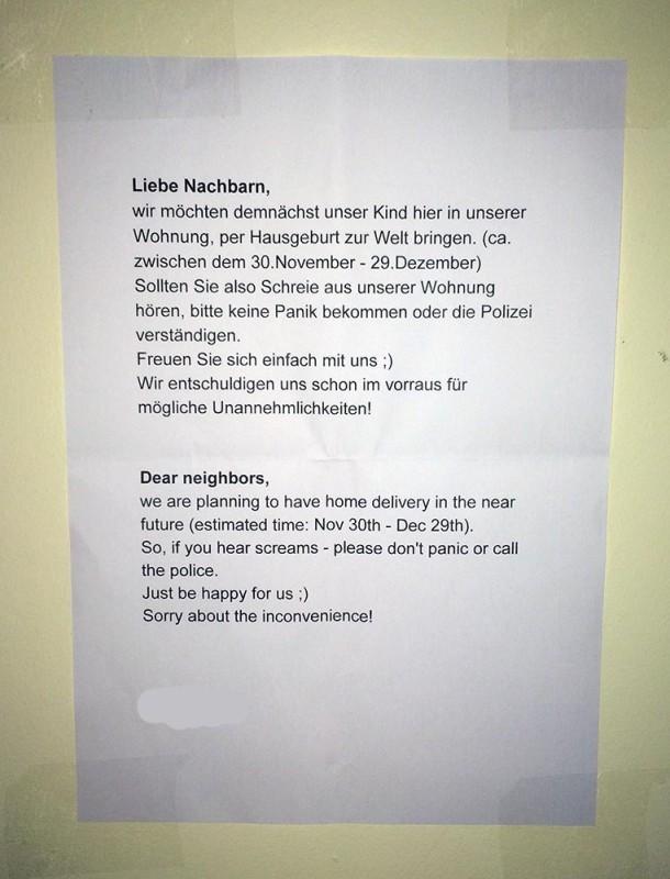 Hausgeburt Berlin Erfahrung Tipps Kopie