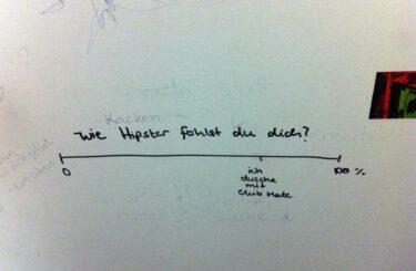 Hipster Bashing Berlin