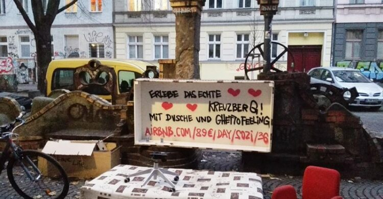 Kreuzberg Airbnb Wohnungen