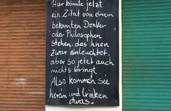Notes of Berlin Blog Lustige Notizen aus Berlin