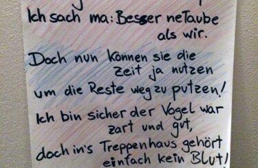 Street Poetry Berlin