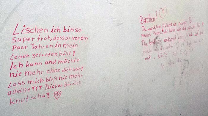 Berlin ist romantisch