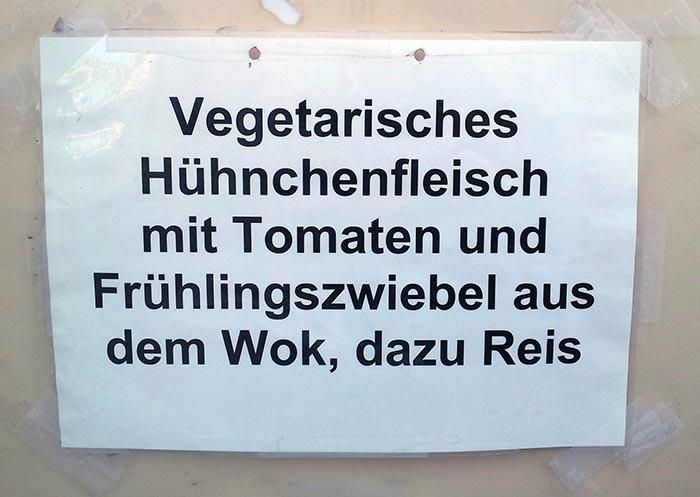 Beste vegetarische Restaurants in Berlin