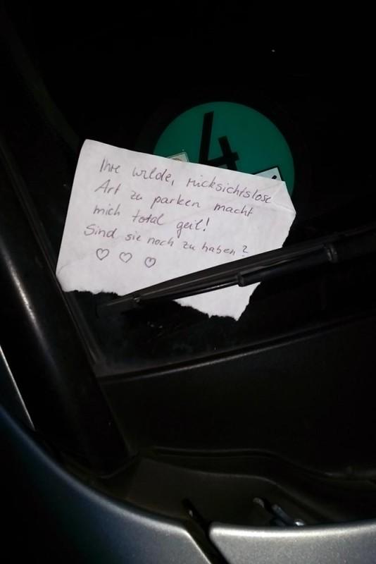 Dumm geparkt_Schlecht eingeparkt_Parkidiot