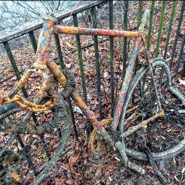 Fahrradleichen Berlin