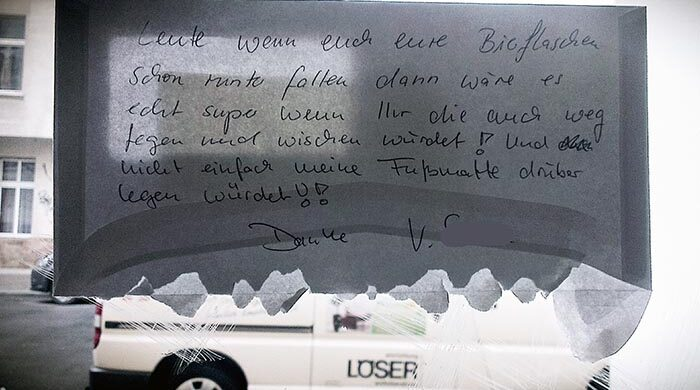 Hipster als Nachbarn Berlin