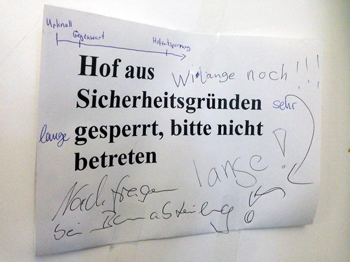 Humor an der Uni_Lustige Studenten