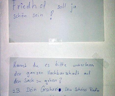 Laute Nachbarn in Berlin_Was tun?Laute Nachbarn in Berlin_Was tun?