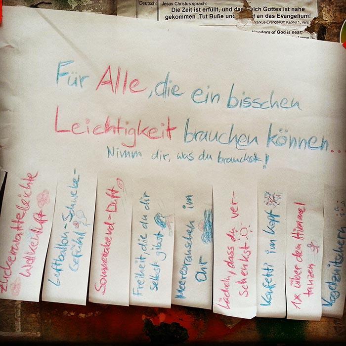 Leichtigkeit im Leben_Relaxing in Berlin