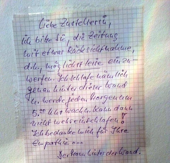 Notes of Berlin_Lustige Zettel