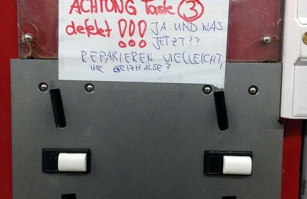 Waschsalon in Berlin Neukoelln