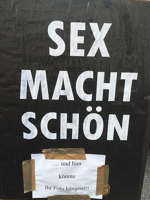 sex macht schön