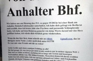 Paranoide Schizophrenie Berlin