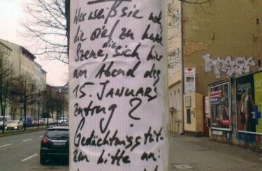 Berliner Zettel Notes of Berlin