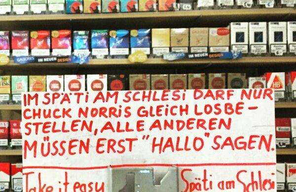 Cooler Späti Kiosk Berlin
