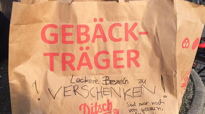 Essen verschenken Berlin