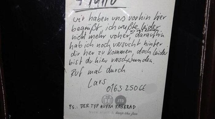 Flirten in Berlin