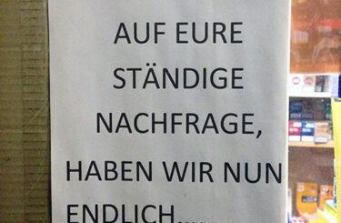Gösser Radler in Berlin