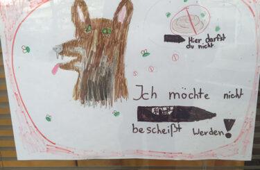 Hundekacke in Berlin