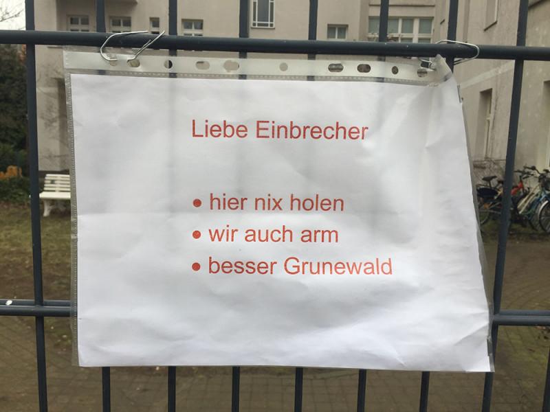 Kriminalität Berlin Hauptstadt