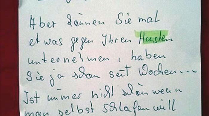 Nervige Nachbarn Berlin