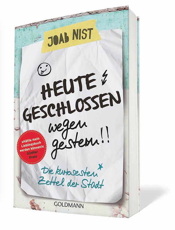 Notes of Berlin Buch Zettel_ _